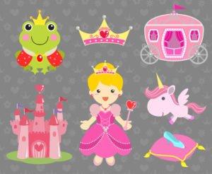 princess props